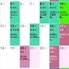 【3月】健康美レッスンスケジュール・マヨササイズの画像