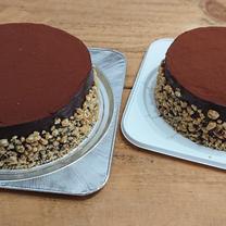 ケーキ2個の記事に添付されている画像