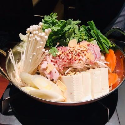 黄金バランスに鍋料理、助かる~~の記事に添付されている画像