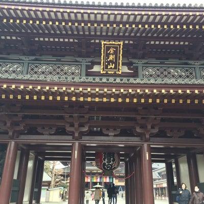 【関東36不動巡り】川崎大師1の記事に添付されている画像