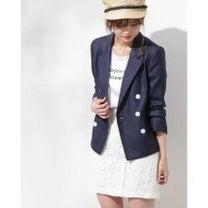 PBD美人百花3月号愛甲千笑美さん着用リネンライクジャケット/麻調の爽やかなルッの記事に添付されている画像