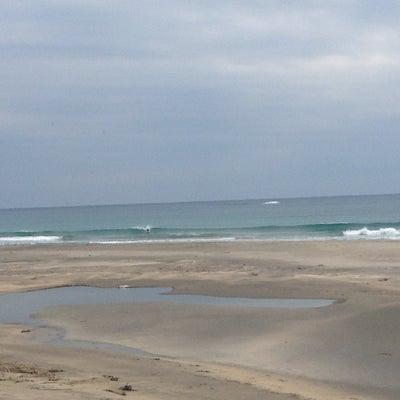 千葉県中房総網代湾内御宿海岸画像付き無料サーフィン波情報の記事に添付されている画像