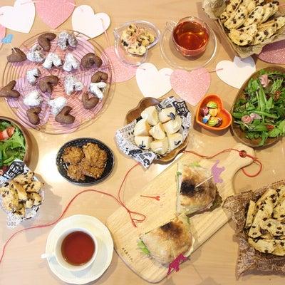おうちパン&かんたんおやつ「ハートのシュガーバター♡ビスコッティ 」at 三島市の記事に添付されている画像