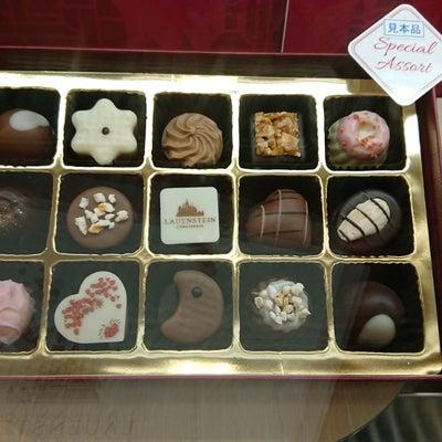 バレンタインチョコを買いにの記事に添付されている画像