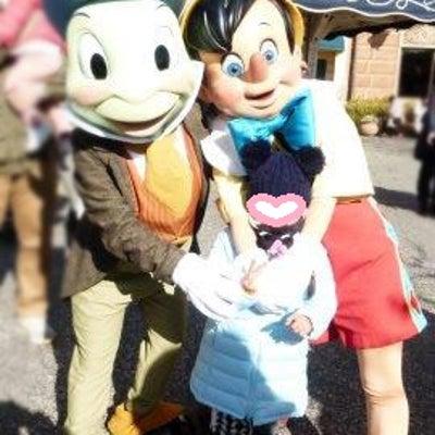 チューして!ピノキオ&ジミニーとフリグリ。の記事に添付されている画像