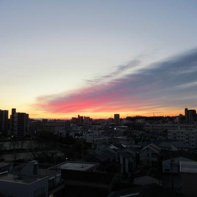 ✨今日はバレンタインデー&…ピンク雲✨の記事に添付されている画像