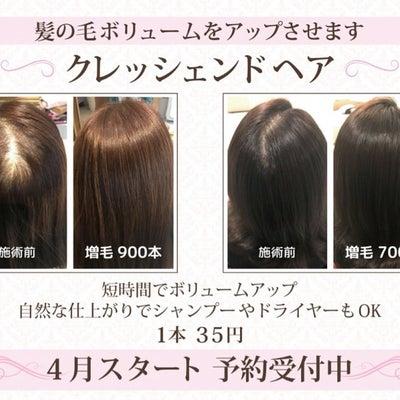 ♡クレッシェンドヘア♡の記事に添付されている画像