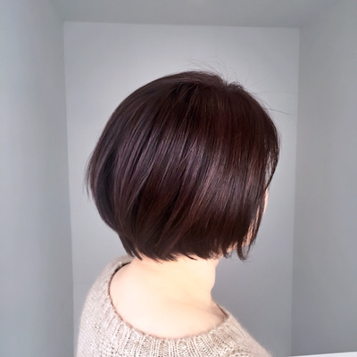 白髪染とファッションカラー♫の記事に添付されている画像