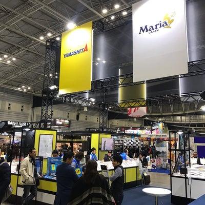 横浜フィッシングショーの記事に添付されている画像