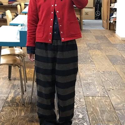 2月14日(木)の服とメガネの記事に添付されている画像