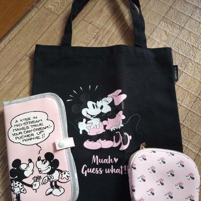 春っぽいミニーちゃんのグッズ♡の記事に添付されている画像