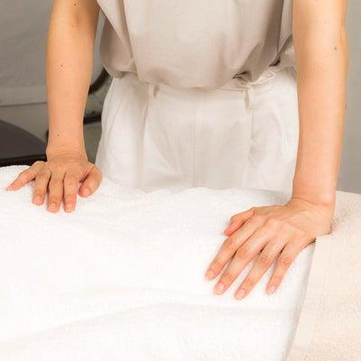 ぎっくり腰についての記事に添付されている画像