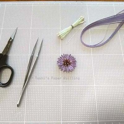 矢車菊(cornflower)の記事に添付されている画像