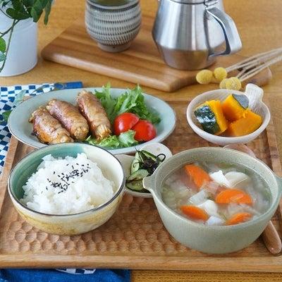 えのきの豚肉巻き定食の記事に添付されている画像