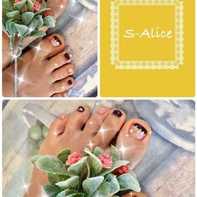 ジェルネイル♡リレーの巻の記事に添付されている画像
