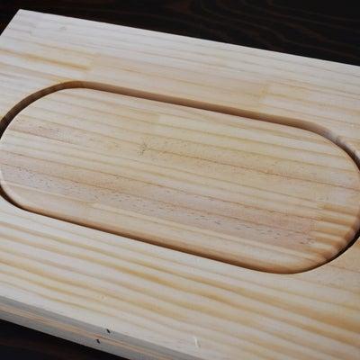 新しい絞り加工の型。の記事に添付されている画像