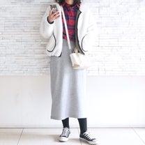 ユニクロで作る平日の主婦コーデ♩の記事に添付されている画像
