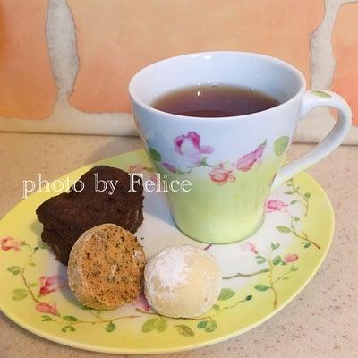 ティータイムは焼き菓子で♡の記事に添付されている画像