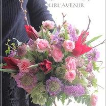 2月は桜の和ブーケ♪の記事に添付されている画像