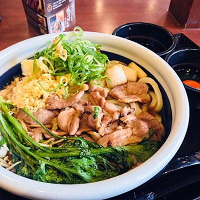 丸亀製麺 鴨すきうどんの記事に添付されている画像