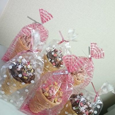 .子供たちの手作りバレンタインの記事に添付されている画像