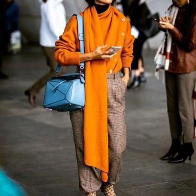 人生を愉しくする色と着こなしの記事に添付されている画像
