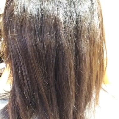 ボサボサ うねうねだった髪の毛が♪の記事に添付されている画像