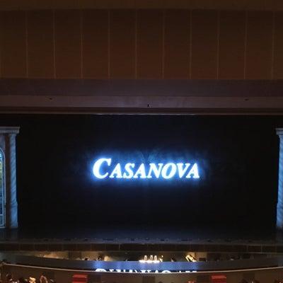 花組公演【CASANOVA】の記事に添付されている画像
