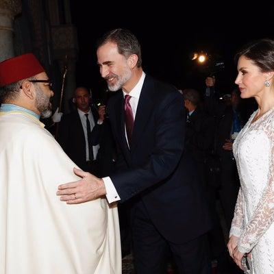 【モロッコ王室&スペイン王室】レティシア王妃 2019年2月モロッコ訪問の記事に添付されている画像