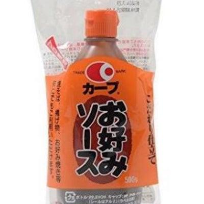 私の好きなお好み焼きソース 広島の記事に添付されている画像