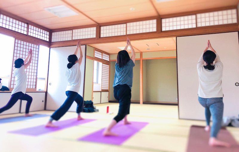 &yogaの画像