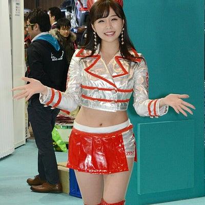川村那月☆TOKYO AUTO SALON☆2019の記事に添付されている画像