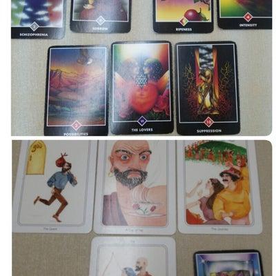 霊視+カード+ヒーリング受けてきました♪の記事に添付されている画像