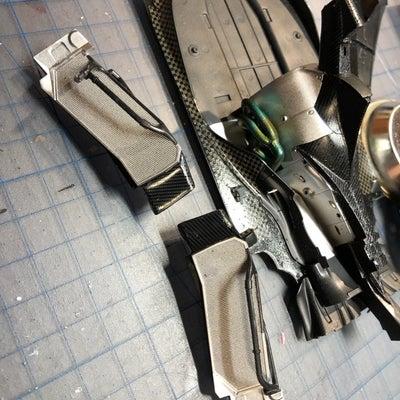タミヤ 1/20 レッドブルレーシング ルノー RB6の記事に添付されている画像
