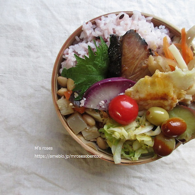 2/15 鰤の幽庵焼き弁当の記事に添付されている画像