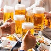 送別会シーズン必見❗️痩せるお酒の飲み方の記事に添付されている画像