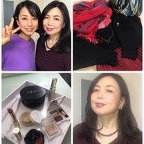 浅田雅美さんからカラー診断受けたらイエローベースからブルーベースの人になりましたの記事に添付されている画像