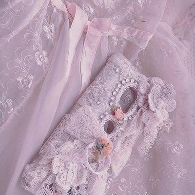 オーダー品/薔薇ペイントスマホケースの記事に添付されている画像