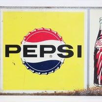 【新潟市/三条市/買取本舗ふくろう】 PEPSI ペプシコーラ ホーロー看板 琺の記事に添付されている画像