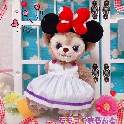 春コス♥ミニー&デイジーのコラボコーデ♥の記事に添付されている画像