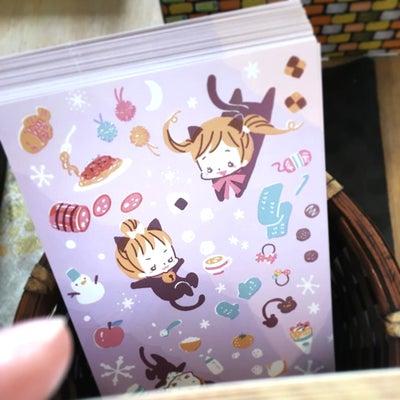 展示会「NEKO.」始まりました★ナコ在廊日は23日11時~14時の記事に添付されている画像