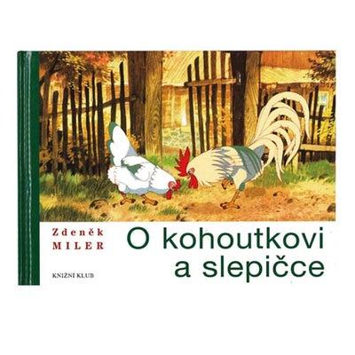 【チェコチェコショップ】ズデニェック・ミレルのチェコ語絵本4タイトル発売!の記事に添付されている画像
