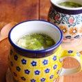 お漬物って使える!娘がハマった『野沢菜のスープ』の画像