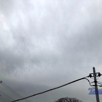 2月15日(金)の東京の空の記事に添付されている画像