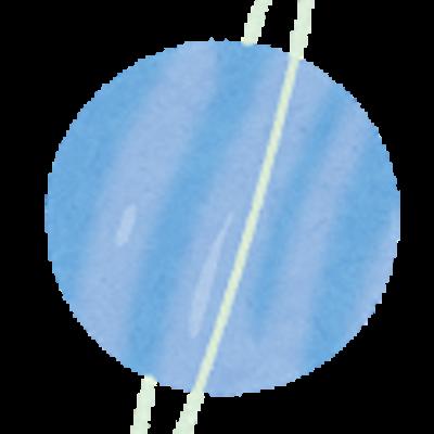 天王星の移動により、自分の中の思い込み(土星)を外す。の記事に添付されている画像