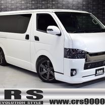 CRS大阪店 ★ハイエース中古車情報★ 新着!!の記事に添付されている画像