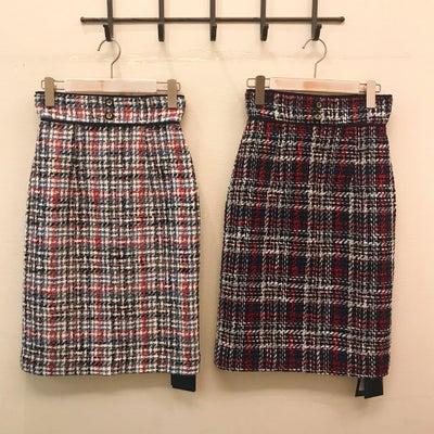 JUS★マリンツイードタイトスカートの記事に添付されている画像
