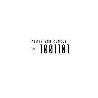 SHINeeテミン 2nd コンサート「T1001101」予約受付中!!の記事に添付されている画像