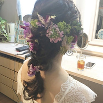 花と花嫁とスタイリスト♫の記事に添付されている画像