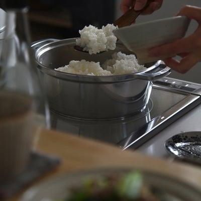 冷凍しても美味しいごはん?!無水鍋でごはんを炊くコツの記事に添付されている画像